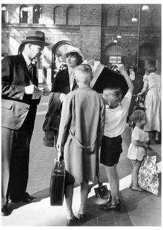 Berlin: Anhalter Bahnhof, 1932