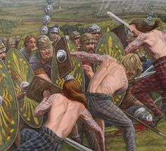 Charge of the Celts