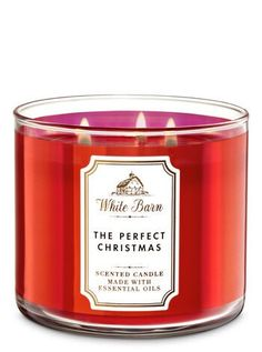 Bath Candles, 3 Wick Candles, White Candles, Scented Candles, Bath N Body Works, Bath And Body Works Perfume, Winter Candy Apple, Marshmallow Treats, Toasted Marshmallow