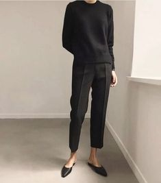 Minimal – Fits your own style instead of hours of preparation Find … – New Ideas – Mode Outfits Mode Outfits, Fall Outfits, Casual Outfits, Fashion Outfits, Office Outfits, Dress Casual, Minimal Outfit, Minimal Fashion, Minimal Classic Style