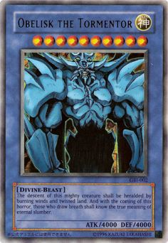 "yo gi oh egyptian god cards | ... : The Promised Land"" Blog: Yu-Gi-Oh! Cards - Egyptian God Cards"
