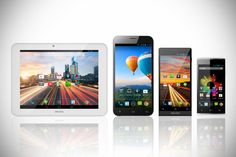 ARCHOS at Mobile World Congress 2014 - includes the 80 Helium 4G android tablet, 50c Oxygen 8-core handset, 64 Xenon 'Phablet' and the 40b Titanium.  hit up our website to read in details.