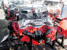 348 And 409 W-Engines - Chevy's First Big-Blocks - Super Chevy Magazine