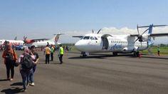 Penerbangan Surabaya Banyuwangi - Garuda Indonesia dan Wings Air Terbang Empat…