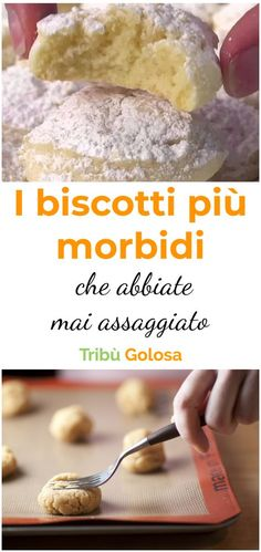 Italian Cookie Recipes, Italian Cookies, Great Desserts, Dessert Recipes, Biscotti Cookies, European Cuisine, Best Banana Bread, Italy Food, Muffins