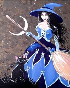 """Magick Wicca Witch Witchcraft:  """"#Moonglow,"""" by #Nico #Niemi."""