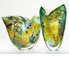 Peter Layton Blown Glass