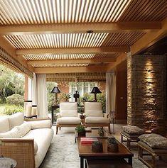 32 Super Ideas For Covered Pergola Patio Stones Covered Pergola Patio, Outdoor Pergola, Outdoor Areas, Outdoor Rooms, Backyard Patio, Backyard Landscaping, Outdoor Living, Outdoor Decor, Pergola Kits