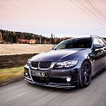 BMW E91 325D M-sport by Zamot