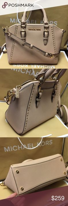 ❤️Michael Kors Purse❤️ 100% Authentic Michael Kors Purse, brand new with tag!.color Nude Michael Kors Bags Crossbody Bags
