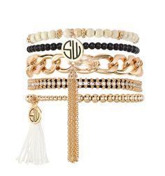 Wildest Dreams Fine Bracelet Set | David Jones