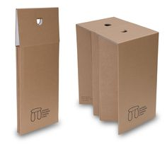 Portable Folding Cardboard Chair, Stool, Corrugated Cardboard, Paper Chair|Mindgen - Company Profile
