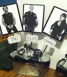 Sons of Anarchy/SOA   CatchMyParty.com