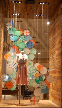 anthropologie installations - Google Search