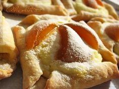 Творожное печенье с фруктами(вкусно)