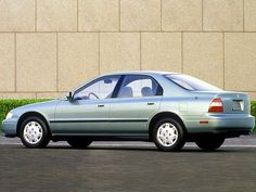 Honda Accord Sedan (1994 – 1997). Beauty