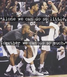 Spurs basketball personified.