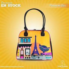 Paseo en Bici con  @veturquesa   para todas las #CocoLovers Contacto vía  Info@verdeturquesa.com.ve #ShopOnline http://ift.tt/1T86GnH .  DIRECTORIO MMODA  #Tendencias con sello Venezolano  #DirectorioMModa #MModaVenezuela #Carteras #Bolsos #Bag #Designers #Venezuela #DiseñoVenezolano #New #Shop #Latinoamerica #Worldwide