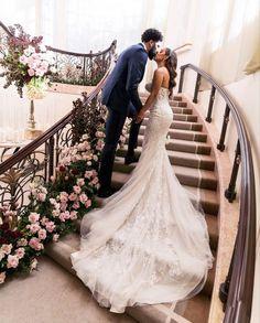 Brown Skin, Mermaid Wedding, Shades, Celebrities, Wedding Dresses, Color, Women, Fashion, Bride Dresses