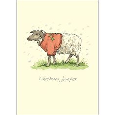 Christmas jumper  by Anita Jeram