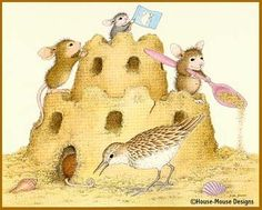 beach mice
