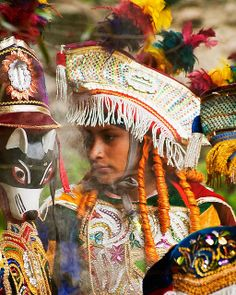 Baile de Moros y Cristianos, Antigua Guatemala