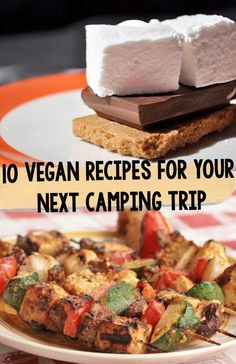 10 Recipes for Your Next Camping Trip http://onegr.pl/1qhUEN9  #vegan #camping #summer