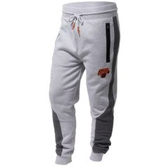 Men's New York Knicks Tech Foul Jogger Pants Grey Track Pants Mens, Mens Jogger Pants, Men's Pants, Chicago Bulls Outfit, Sport Wear, Mens Clothing Styles, Alter, Pants Pattern, Golden State