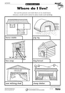 HD wallpapers animals and their habitats worksheets kindergarten