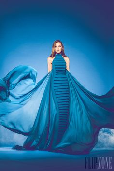 Jean Louis Sabaji - Couture - Fall-WInter 2013-2014 - http://www.flip-zone.net/fashion/couture-1/independant-designers/jean-louis-sabaji-4244