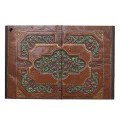 Learher Box design ~ iPad Air Cover