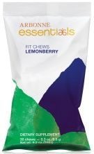 We're excited to introduce the Arbonne Essentials® summer Fit Chew flavor, LemonBerry! These citrusy Fit Chews, w/blend of natural lemon&Blueberry flavors, will help provide a quick pick-me-up&help control appetite.◊LemonBerry Fit Chews contain adaptogenic herbs like rhodiola to help support good health.◊Only available while supplies last!◊These statements have not been evaluated by the Food and Drug Administration. These products are not intended to diagnose, treat, cure or prevent any…