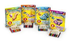 Crayola Melt 'N Mold Expansion Pack 74-7076 Crayon Cruisers Twisted Crayons 4 #Crayola