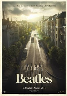 The Beatles — Abbey Road Beatles Poster, Beatles Love, Les Beatles, Beatles Art, Beatles Photos, Abbey Road, Rock Poster, The Fab Four, Jolie Photo