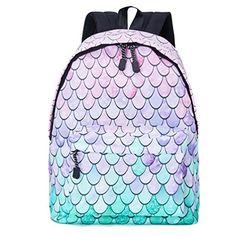5334a83265b3 Enjoy exclusive for Kemy s Cat School Backpack Girls Set 3 1 Cute Kitty  Printed Bookbag 14inch Laptop School Bag Girls Water Resistant Gift