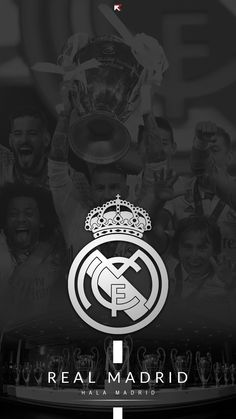 Real Madrid Wallpaper Black And White - Hd Football Real Madrid Team, Logo Del Real Madrid, Real Madrid Crest, Ramos Real Madrid, Real Madrid Football Club, Real Madrid Soccer, Real Madrid Players, Real Madrid Cristiano Ronaldo, Cristiano Jr