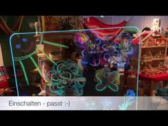 Form, Videos, Youtube, Night Light, Light Fixtures, Corning Glass, Children, Video Clip