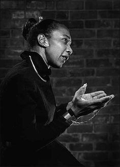 Vinnette Carroll (born March 11, 1922) was the first Black woman to direct on Broadway. Before pursuing an acting career she worked as a clinical psychologist.