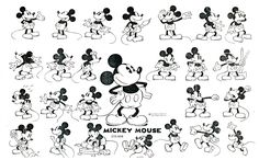 TOTALLY THE CLASSIC MICKEY MOUSE