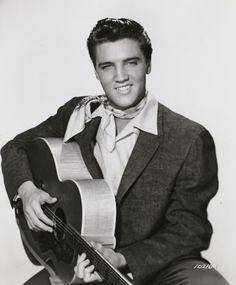 Elvis Presley Foto-Nachdruck 40x30cm