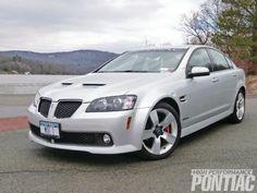 2009 Pontiac G8 GT - High Performance Pontiac Magazine