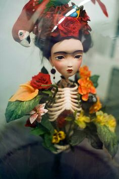 Frida Benjamín Lacombe