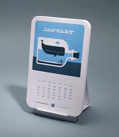 Designer: Traina Design #printdesign #calender