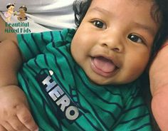 Antonio - 4 Months • African American & Mexican ❤