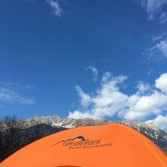 🌞 #österreich #austria #tyrol #innsbruck #nordkette #sonnenschein #bluesky