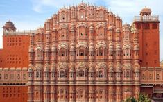 Hawa Mahal (Jaipur, India) In 1799 Maharaja Sawai Pratap Singh ordered the construction of this palace in Jaipur so that women of his harem able to observe everyday life in the street without being seen. In those days, senior Indian women were not allowed to go on the street to avoid being seen by stranger