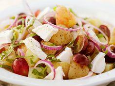 Aardappelsalade met geitenkaas - Libelle Lekker!