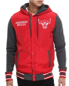 Find Chicago Bulls Beast Mode Jacket Men's Outerwear from NBA, MLB, NFL Gear & more at DrJays. on Drjays.com
