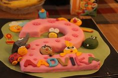 Cakes i baked for my Princess