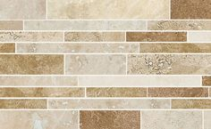 Giallo Ornamental Granite With Backsplash   travertine subway tile multi size large